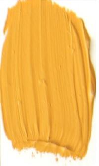 Масляные краски Акриловая  краска  ФЕНИКС  в тубе 75 мл. 676 Охра светлая